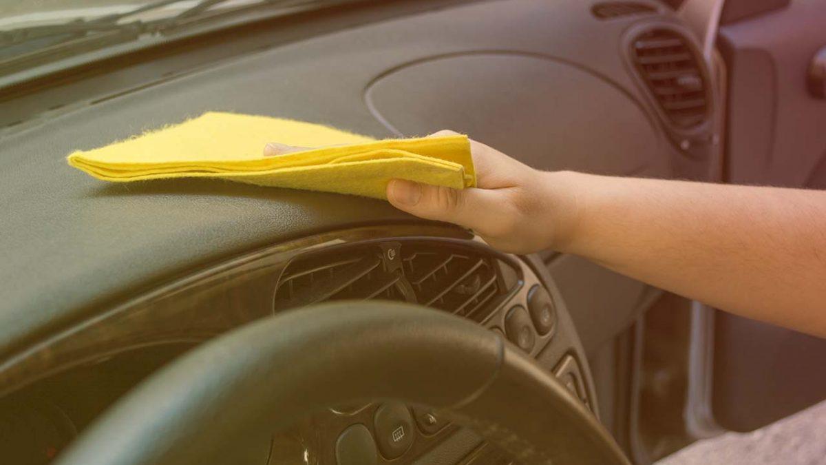 Manter o carro limpo evita propagação do novo Coronavírus