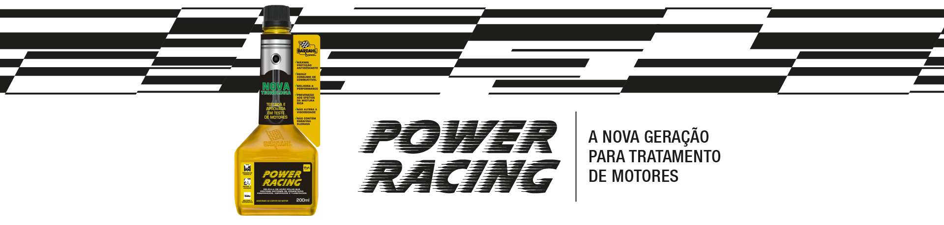Banner Power Racing