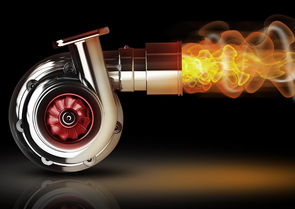 Imagem de Turbina