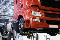 A importância da manutenção do caminhão